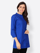 Cation Blue Tunic