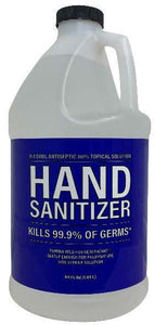 Hand Sanitizer - 64 oz