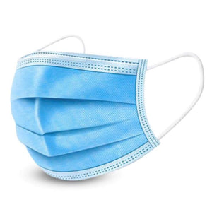 3 PLY Medical Surgical Masks-BOX OF 100