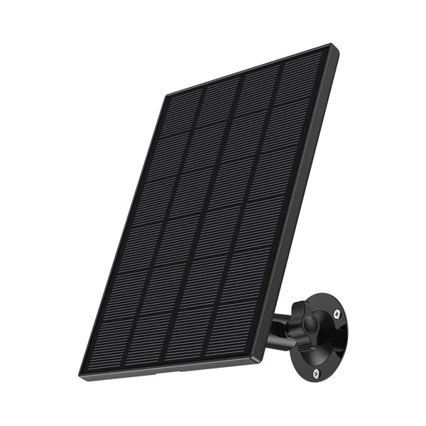 ZUMIMALL Solar Panel Power Supply Designed for ZUMIMALL Outdoor WiFi Security Camera GX1S/Q1/Q1N