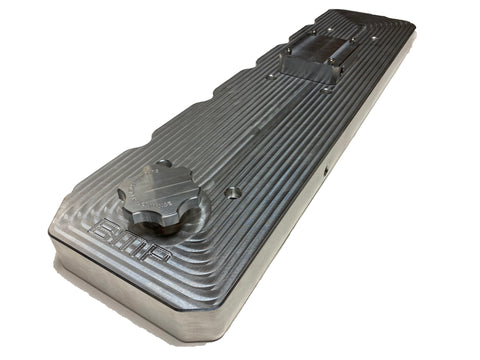 BMP 2006-2020 Cummins Billet Valve Cover - Black Market Performance