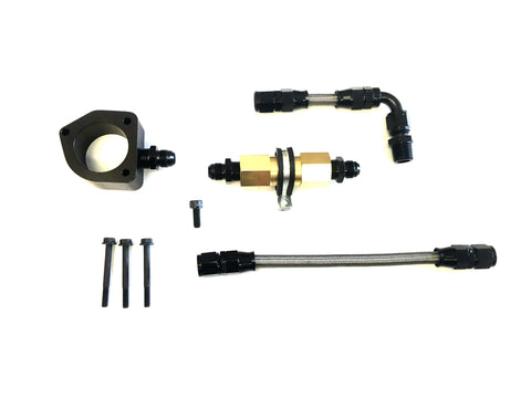 BMP 5.9 & 6.7 Cummins Coolant Bypass Kit - Black Market Performance