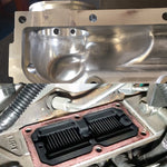 BMP 6.7 Cummins Ram Air Open Grid Plenum Plate