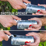 BMP Key Chain Shot Gun Tool & Bottle Opener - Black Market Performance
