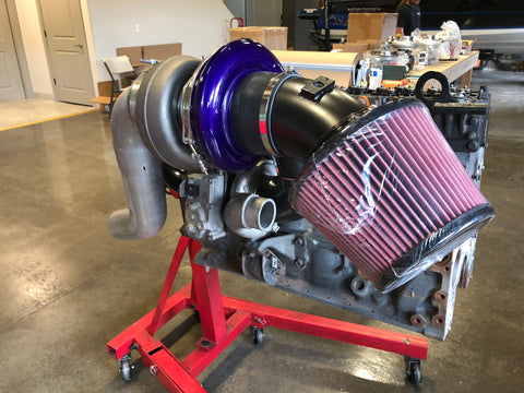 13-18 6.7 Cummins BMP Add A Turbo Kit - Black Market Performance