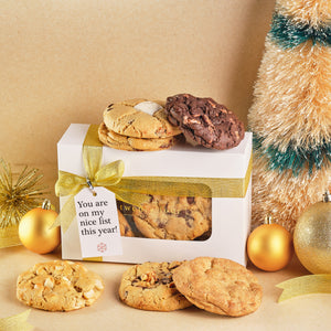 Holiday Catalogue: Nice List Cookie Box