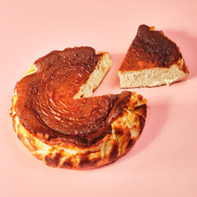 Load image into Gallery viewer, Burnt Basque Cheesecake