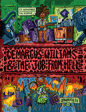 Load image into Gallery viewer, Demarcus Williams and the Job from Hell Graphic Novel