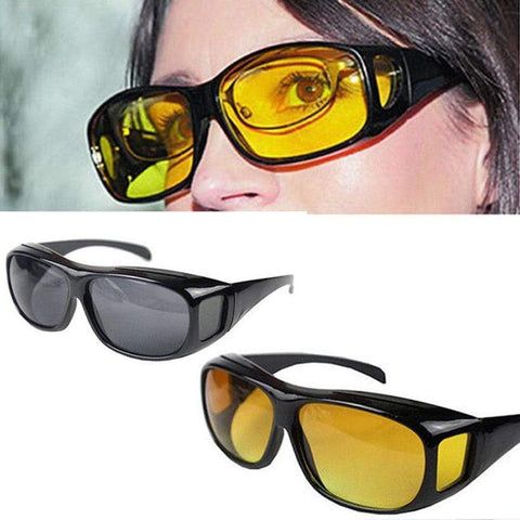 wow Jewelry Shop Night Driving Glasses - Anti Glare Protective