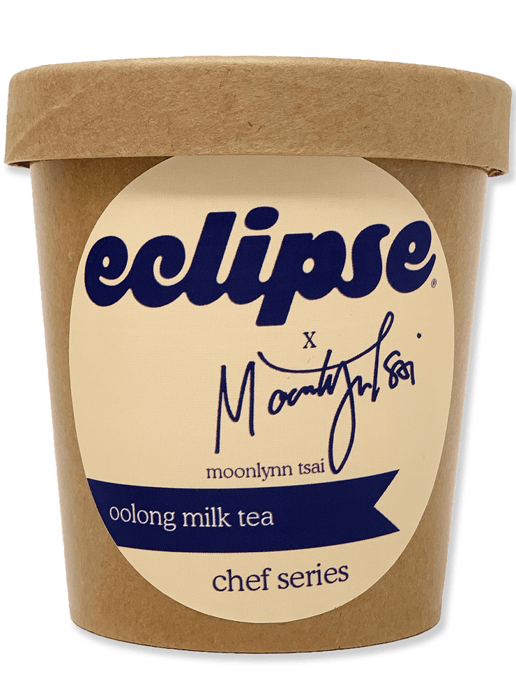 Chef Moonlynn Tsai x Eclipse: Oolong Milk Tea - Eclipse Foods