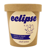 232 Bleecker x Eclipse: Cherry & Black Sesame Swirl - Eclipse Foods