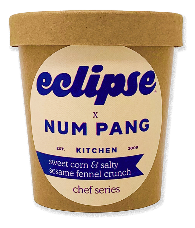 Ben Daitz/Num Pang x Eclipse: Sweet Corn Sesame Fennel Brittle - Eclipse Foods