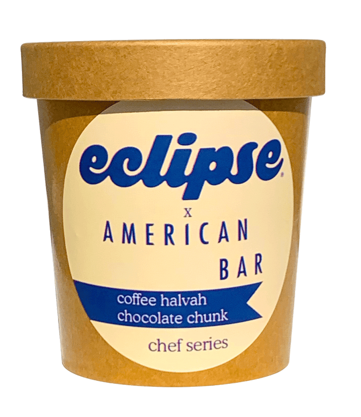American Bar x Eclipse: Coffee Halvah Chocolate Chunk | Plant-Based