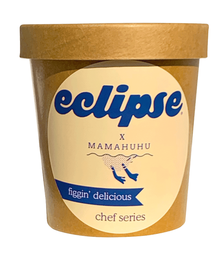 Mamahuhu x Eclipse: Figgin' Delicious | Plant-Based
