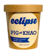 Pig and Khao x Eclipse: Mango Coconut Sticky Rice | Plant-Based