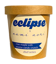 Nami Nori x Eclipse: Miso Maple Sesame Candy Crunch | Plant-Based
