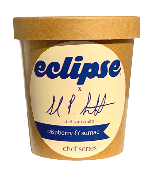 Chef Sam Smith x Eclipse: Raspberry & Sumac | Plant-Based