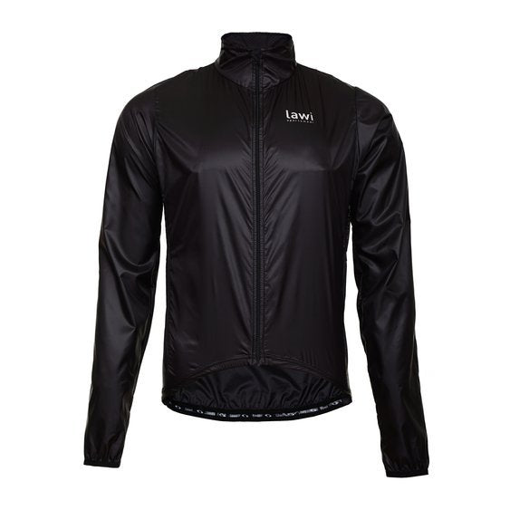 Cyklistická bunda Light Wind Black