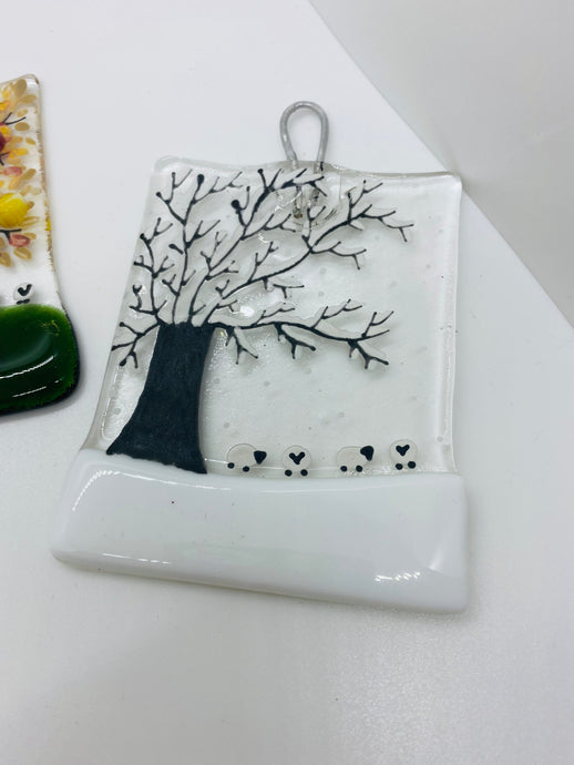 Four Seasons Countryside Wall Hangings