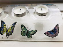 Load image into Gallery viewer, Butterfly candle bridge