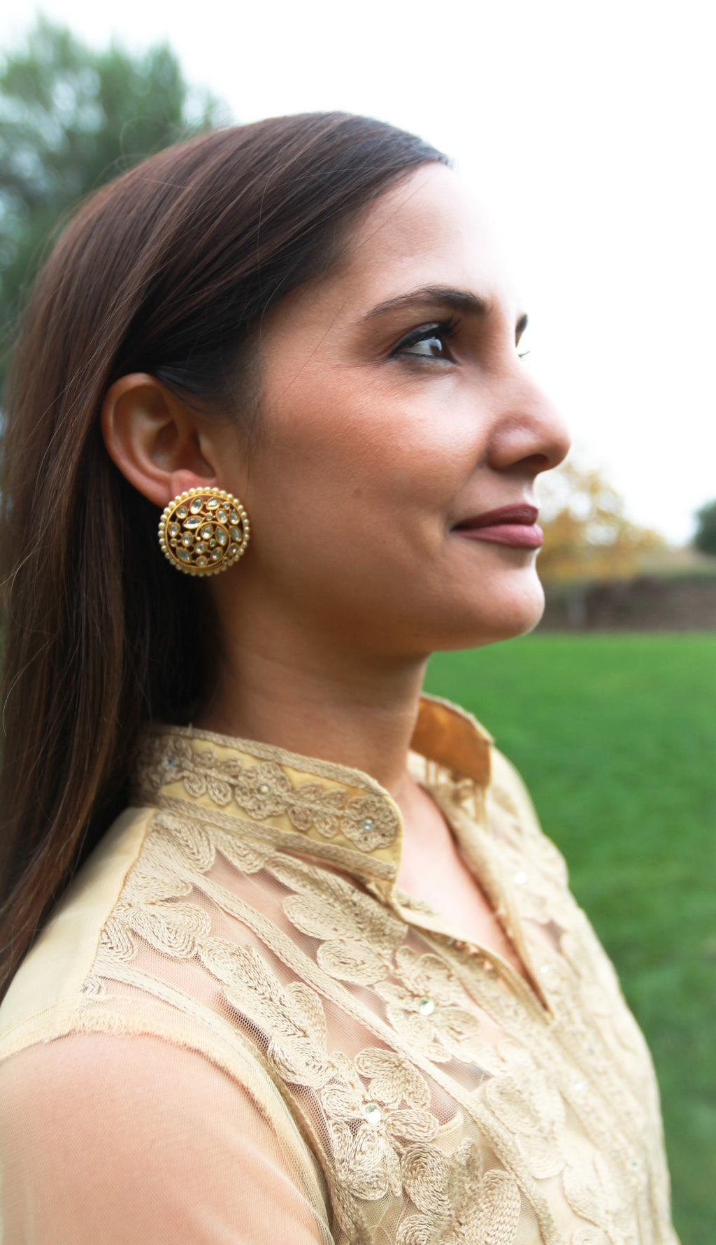 Nishita Earrings - Design 4