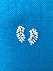 Suneeta Leaf Earrings
