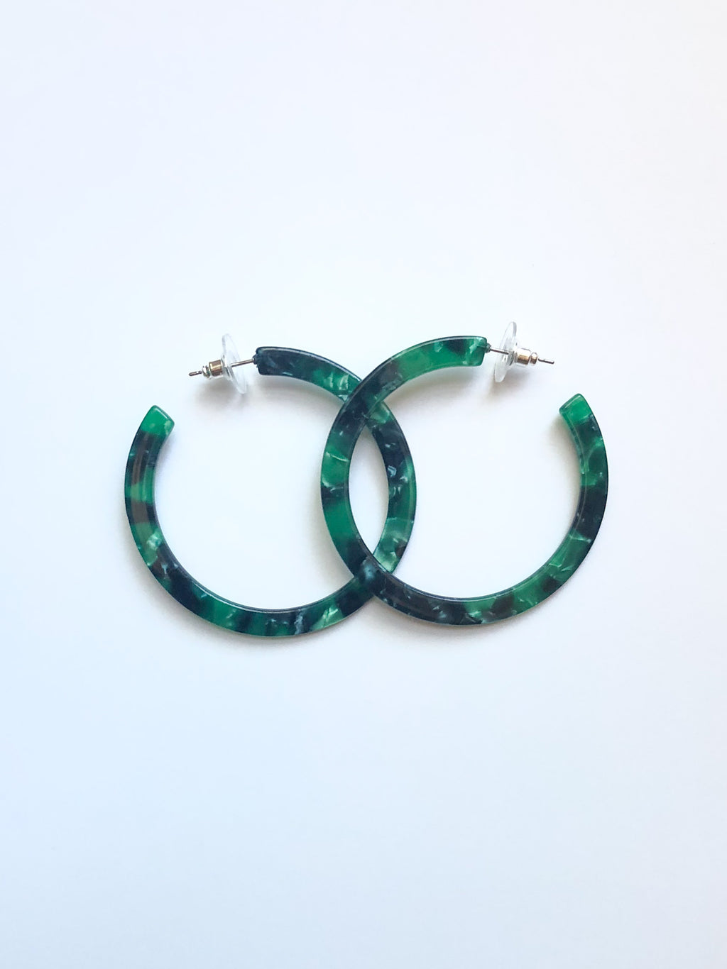 Madhu Hoop Earrings - Large