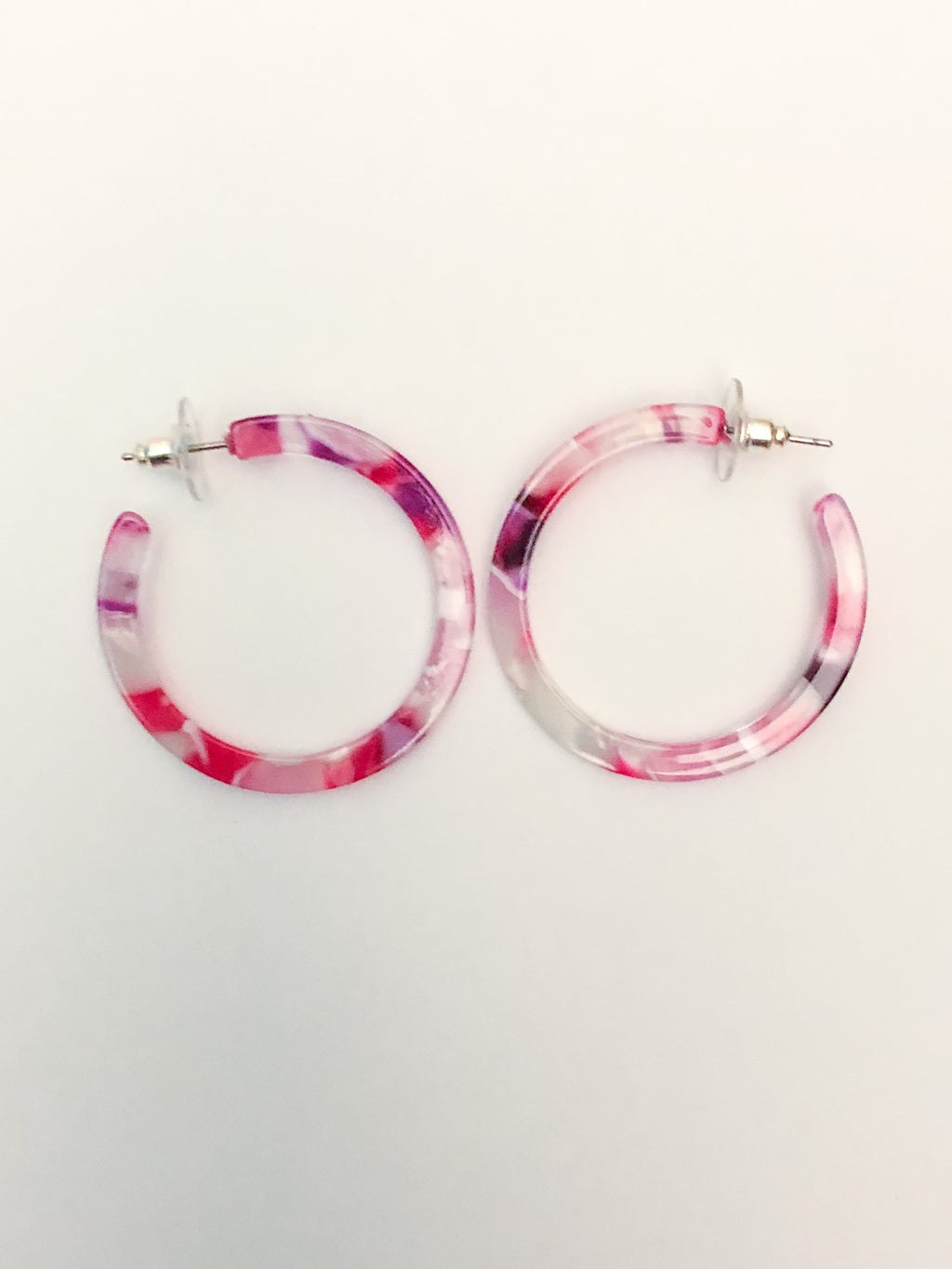 Madhu Hoop Earrings - Medium