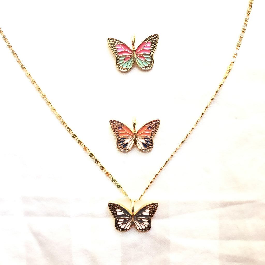 *NEW* Butterfly Necklace