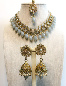Rashmi Necklace Set - Design 4