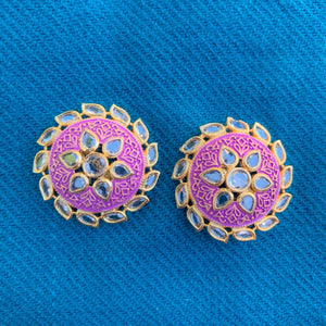 Nishita Earrings - Design 2