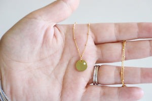 Love + Light Necklace