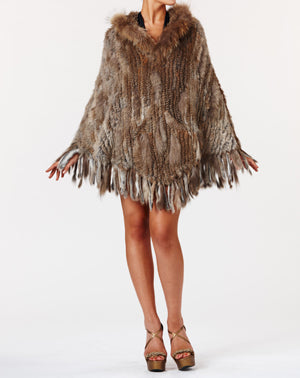 Fur Short Brown