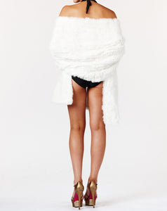 Wrap Short White