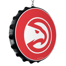 Load image into Gallery viewer, Atlanta Hawks: Bottle Cap Dangler - The Fan-Brand
