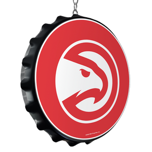 Atlanta Hawks: Bottle Cap Dangler - The Fan-Brand