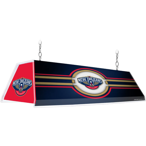 New Orleans Pelicans: Edge Glow Pool Table Light - The Fan-Brand