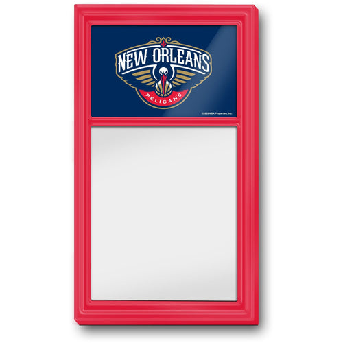 New Orleans Pelicans: Dry Erase Note Board - The Fan-Brand