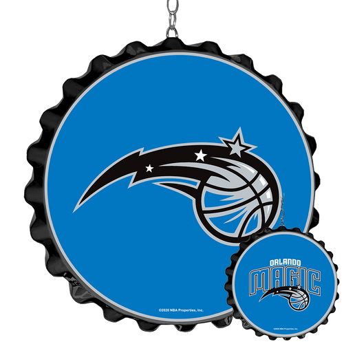 Orlando Magic: Bottle Cap Dangler - The Fan-Brand