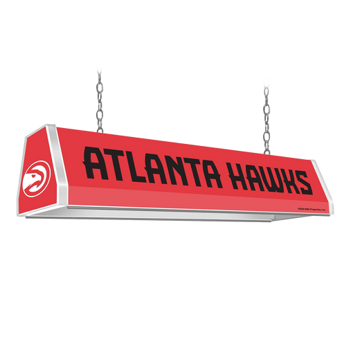 Atlanta Hawks: Standard Pool Table Light - The Fan-Brand