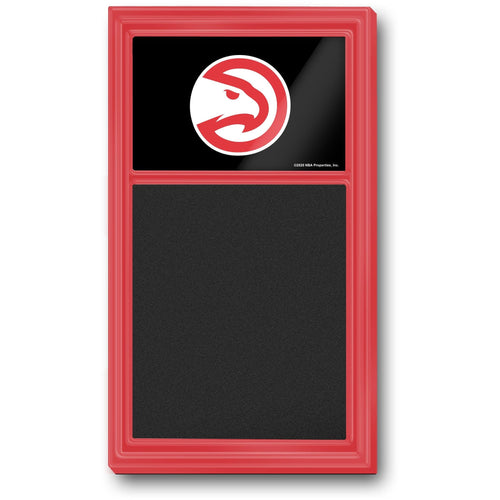 Atlanta Hawks: Chalk Note Board - The Fan-Brand