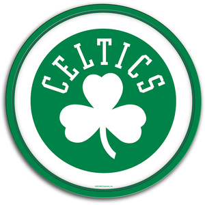Boston Celtics: Modern Disc Wall Sign
