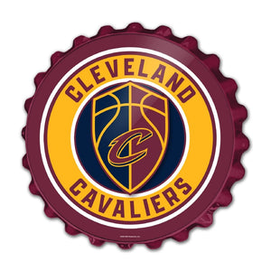 Cleveland Cavaliers: Bottle Cap Wall Sign