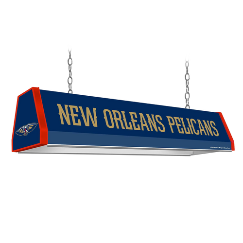 New Orleans Pelicans: Standard Pool Table Light - The Fan-Brand