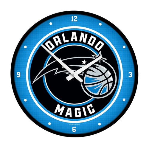 Orlando Magic: Modern Disc Wall Clock - The Fan-Brand