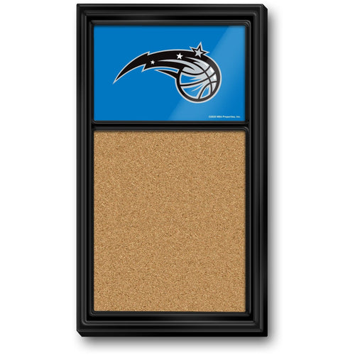 Orlando Magic: Cork Note Board - The Fan-Brand