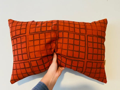 red on red graph sham