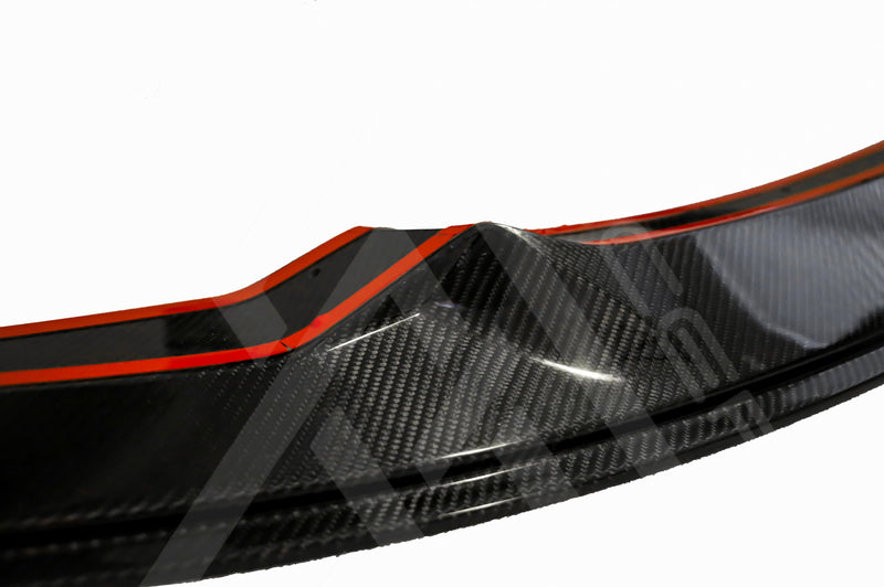F87 M2 AAC Signature Series Carbon Fiber Front Lip