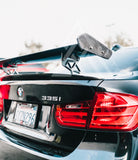 GTS Carbon Fiber Wing W/ Mounts