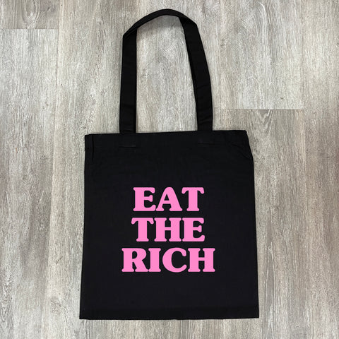 EAT THE RICH BEANIE HAT